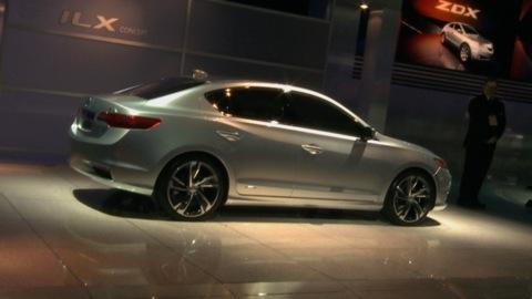 Detroit Auto Show: Acura ILX