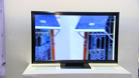 CES 2012: Sony Crystal LED Display