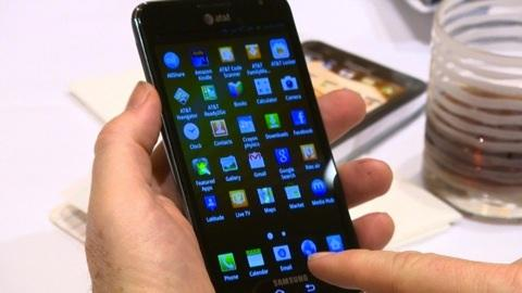 CES 2012: Samsung Galaxy Note