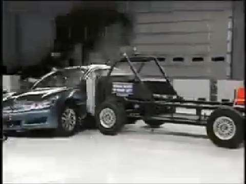 Infiniti G crash test 2007-2012