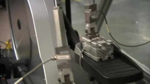 Testing elliptical machines