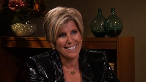Suze Orman talks finances