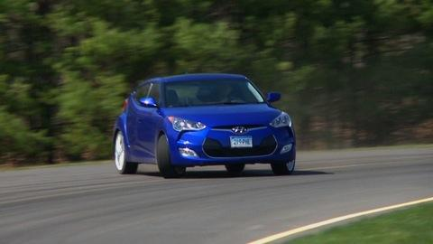 Hyundai Veloster 2012-2015 Road Test