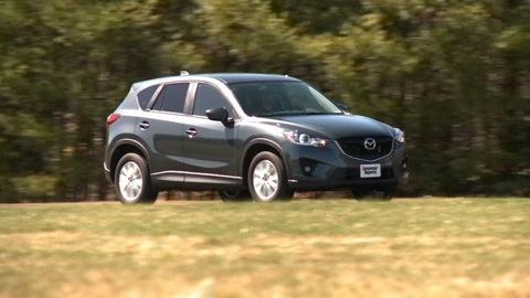 Mazda CX-5 2013 Road Test
