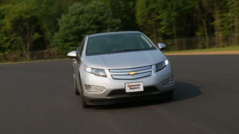 Chevrolet Volt 2011-2015 Road Test
