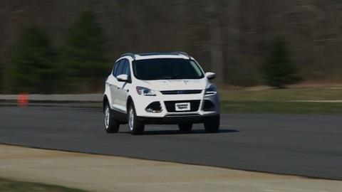 Ford Escape 2013-2016 Quick Drive