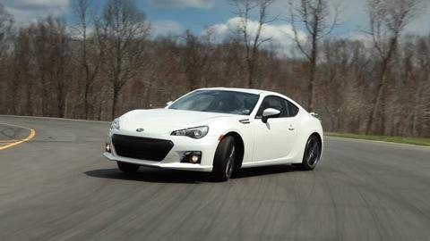 Scion FR-S & Subaru BRZ 2013-2019 Road Test