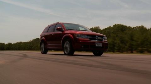Dodge Journey 2011-2018 Road Test