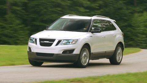 Saab 9-4X First Look