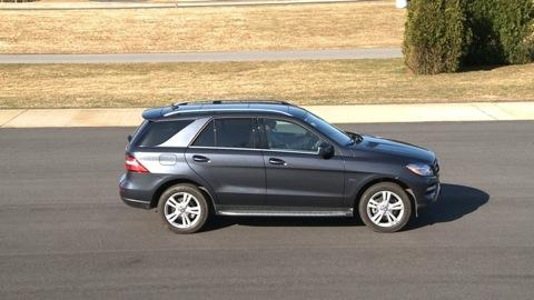 Mercedes-Benz ML350 2012-2015 Road Test