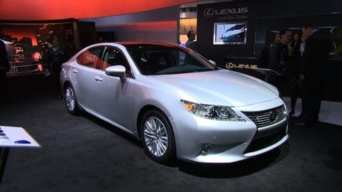 2018 lexus sedan. beautiful sedan ny auto show 2013 lexus es350 and 2018 lexus sedan