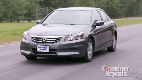 Honda Accord 2011-2012 Road Test
