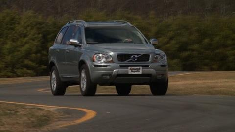 Volvo XC90 2012-2014 Road Test