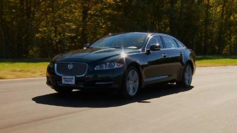 Jaguar XJ 2011-2012 Road Test