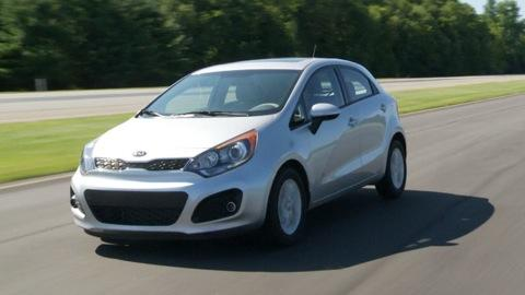 2012 Kia Rio First Look