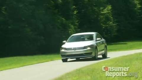 2012 Volkswagen Passat First Look