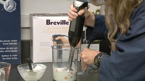 Immersion blenders for soups