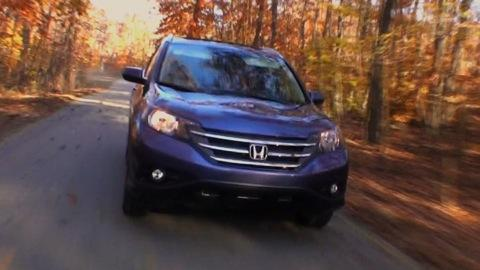 2012 Honda CR-V First Look