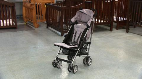 Britax B-Nimble umbrella stroller recalled