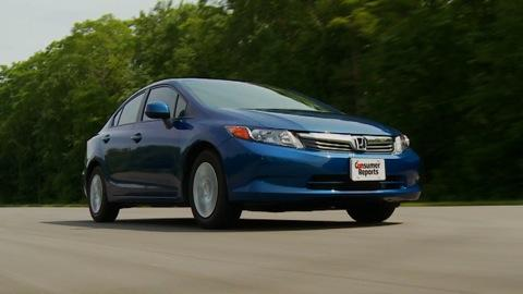 2012 Honda Civic Road Test