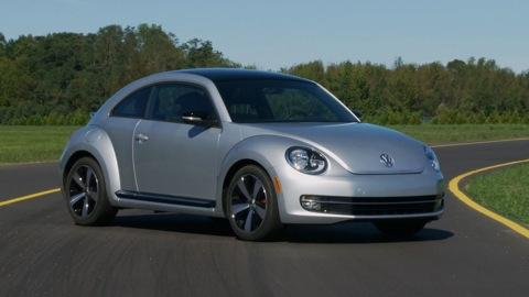 2012 Volkswagen Beetle First Look