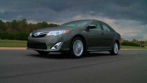 2012 Toyota Camry First Drive