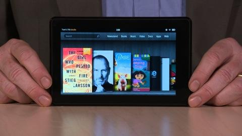 Kindle Fire Hd Book Problems