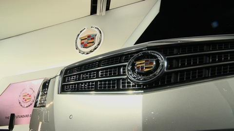 Detroit Auto Show: Cadillac ATS