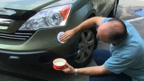 Finding the best car wax