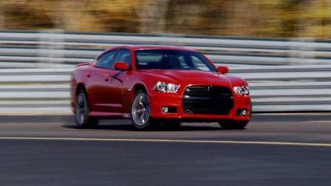Dodge Charger SRT8 2012-2014 Review