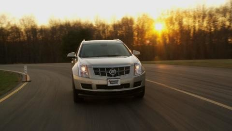 Cadillac SRX 2012 Road Test