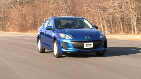 Mazda3i SkyActiv 2012-2013 Road Test