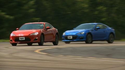 Scion FR-S & Subaru BRZ 2013-2016 Road Test