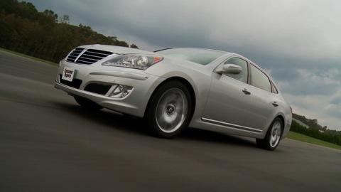 Hyundai Equus 2009-2013 Road Test