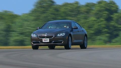 2013 BMW 6 Series First Drive