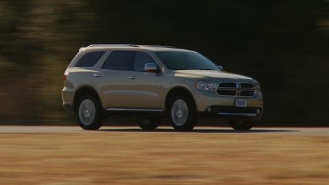 Dodge Durango 2011-2013 Road Test