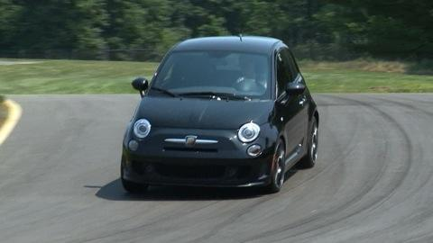Fiat 500 Abarth First Drive
