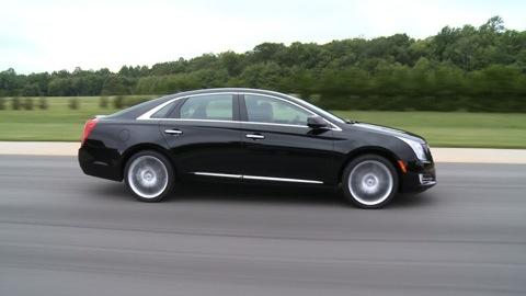 Cadillac XTS 2013-2017 Quick Drive