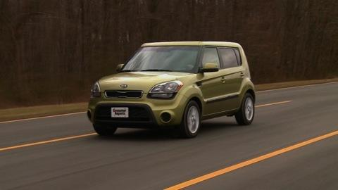 Kia Soul 2012-2013 Road Test