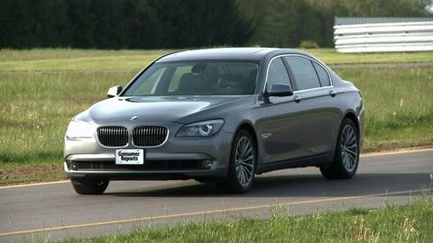 BMW 7 Series 2009-2012 Road Test