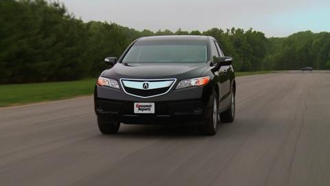 Acura RDX 2013-2015 Road Test