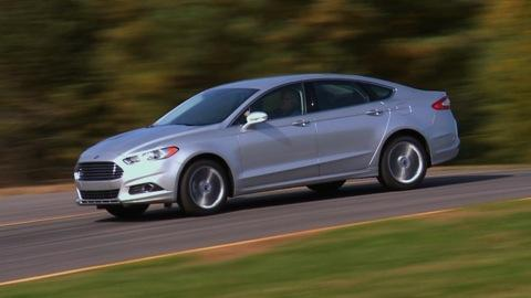 Ford Fusion First Drive