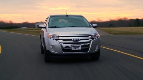 Ford Edge Ecoboost   Road Test