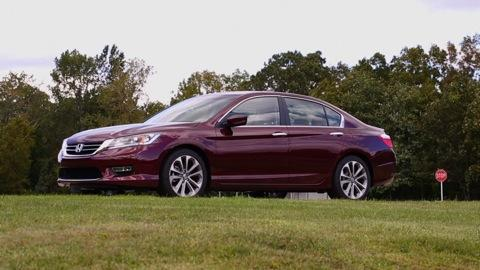 Honda Accord 2013-2015 Quick Drive