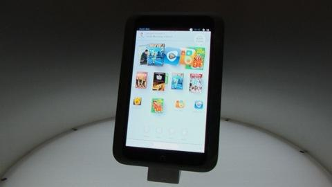 Barnes & Noble Nook HD and Nook HD+ preview