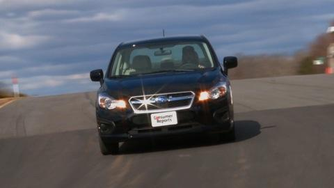 Subaru Impreza 2012-2014 Road Test