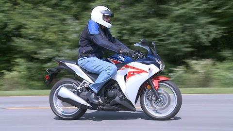 Safer motorcycles