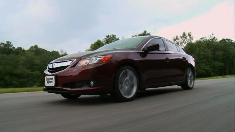 Acura ILX 2013-2015 Road Test