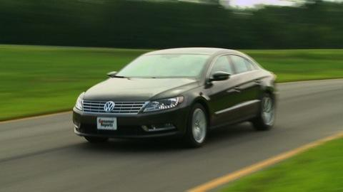 Volkswagen CC 2013-2015 Road Test