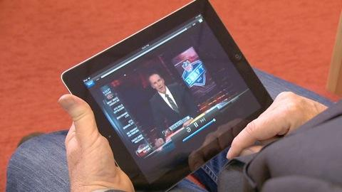 Get TV on your iPad